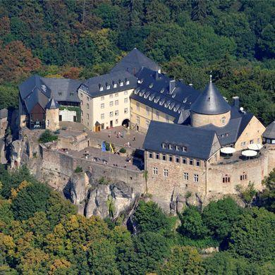 Schloss Waldeck Burgen Und Schlosser Burg Festungen