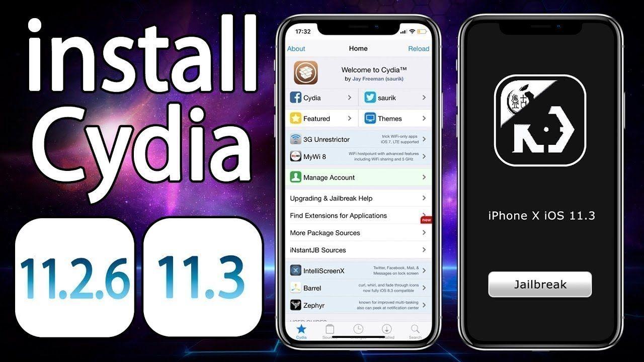 iphone x jailbreak 11.4