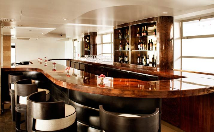 dining room bar - shangri la hotel santa monica | function space