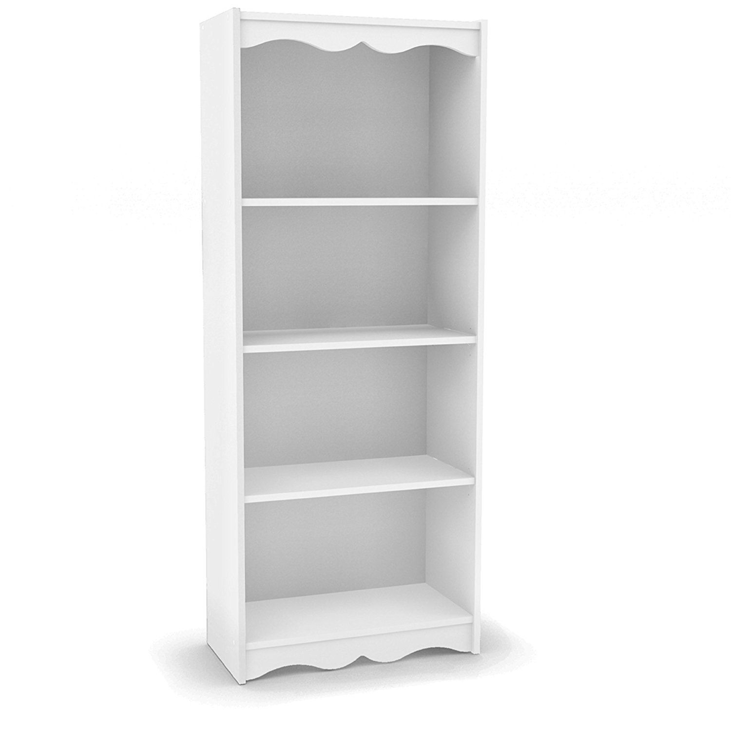 Tall Bookcase In Your House Tall White Bookcase 4 Shelf Bookcase Bookcase