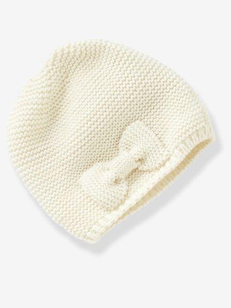 Conjunto bufanda + gorro + manoplas o guantes niña - Gris Irisado+Marfil - 6 3aa519e967b