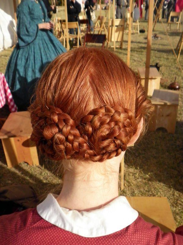 Figure Eight Braid Hair Hair Styles Hair Long Hair Styles
