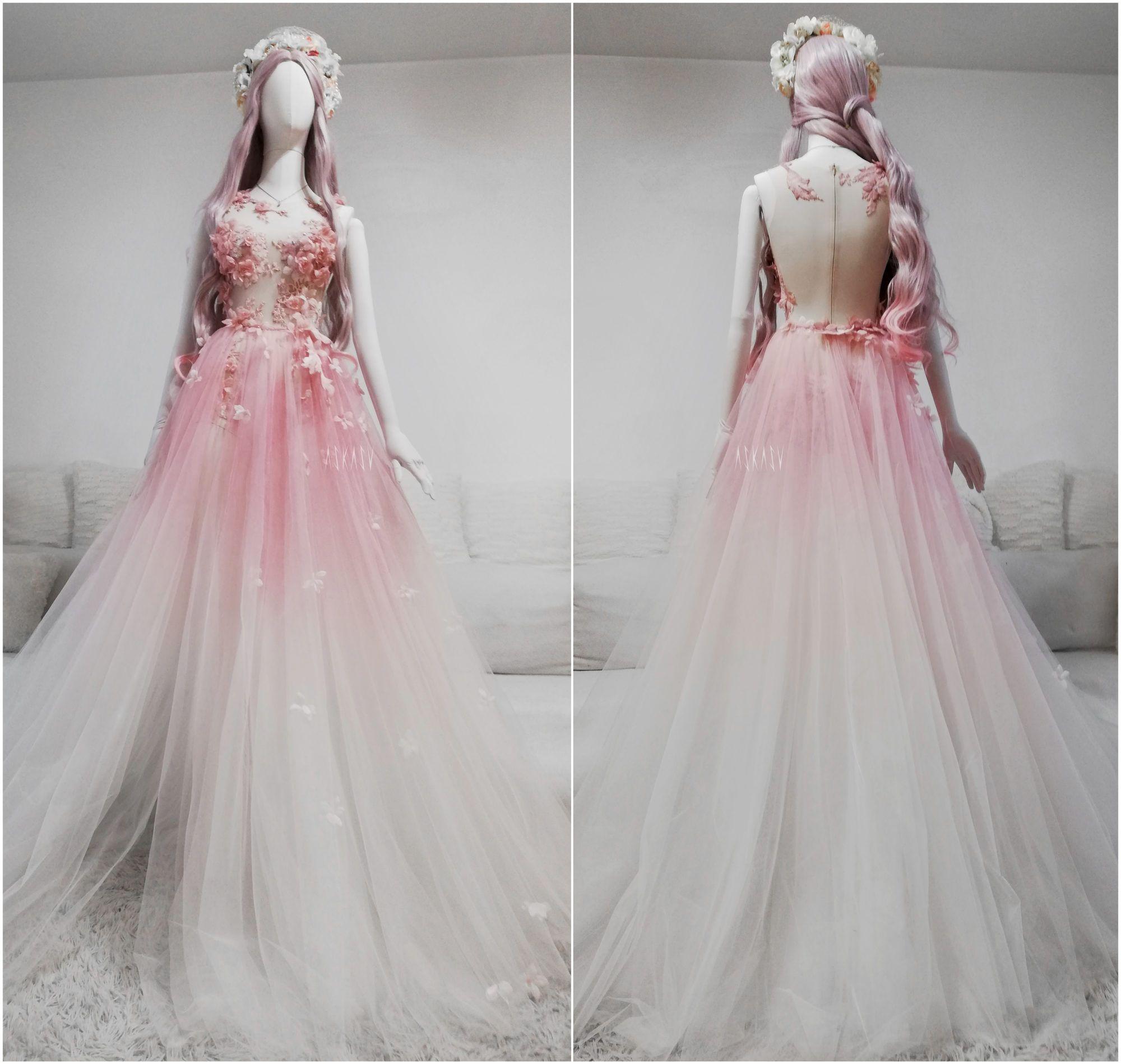 48+ Cherry blossom dress ideas in 2021