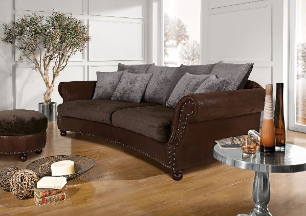 Phill Hill Megasofa BOSTON Braun #Sofa #wohnen #Wohnzimmer #Wohnzimmerideen