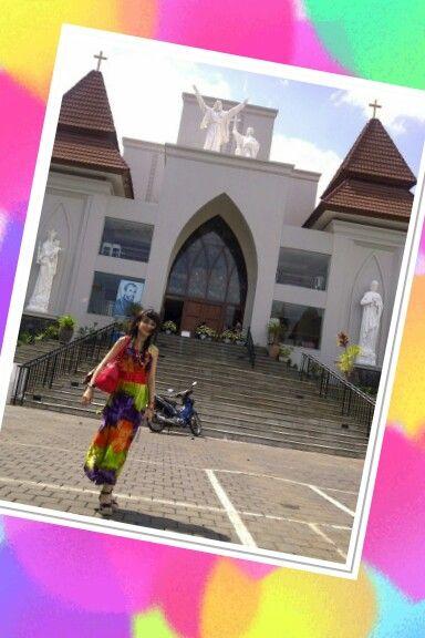 church in Kuta Bali