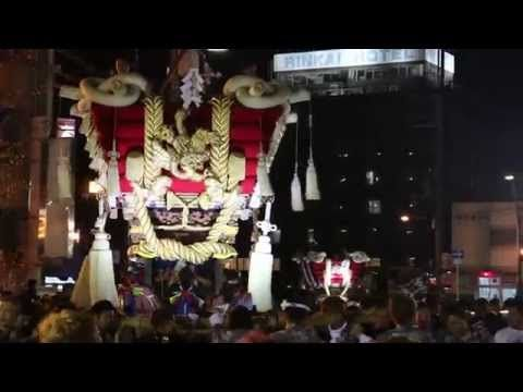 Futon Daiko Parade Part.1 - YouTube