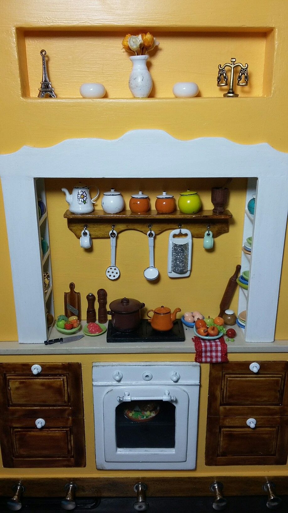 Porta Chaves cozinha