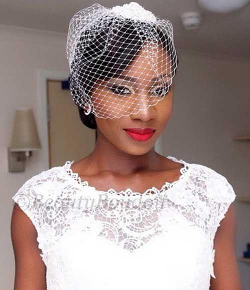 7 Most Awaited Beauty Trends That Will Dominate 2018: 25+ Wedding Hairstyles For Black Women
