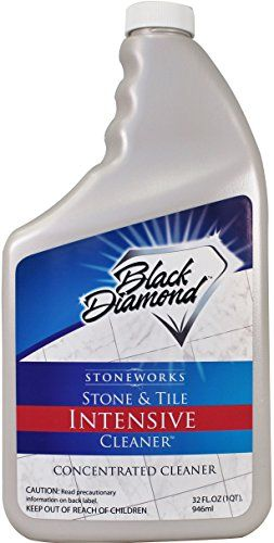 Black Diamond Stoneworks 679773002063 Stone And Tile Inte Tile Floor Best Cleaner Cleaners