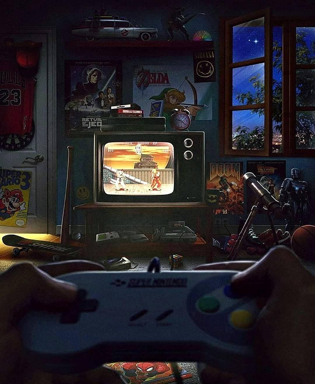 When Times Were Simpler Gaming Retro Gaming Art Gaming Wallpapers Vintage Video Games