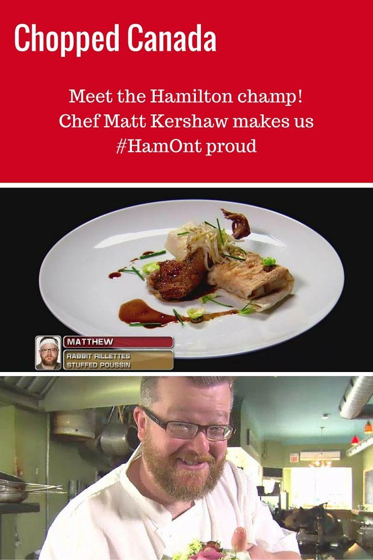 Did you see chef matt kershaw from rapscallion restaurant