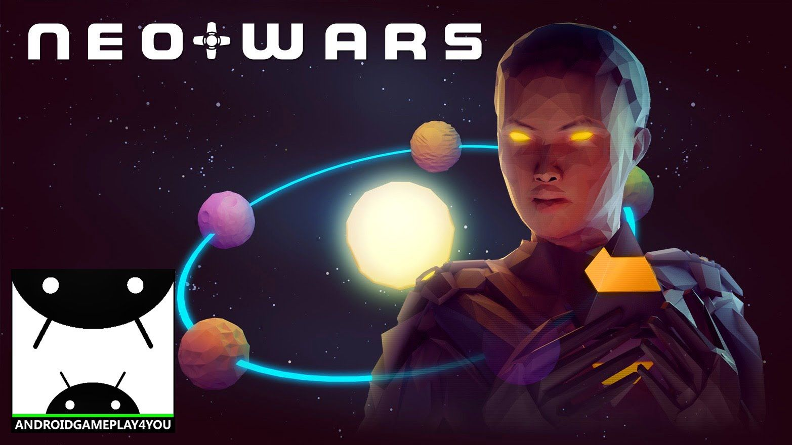 NeoWars Android GamePlay Trailer (By Microtale)