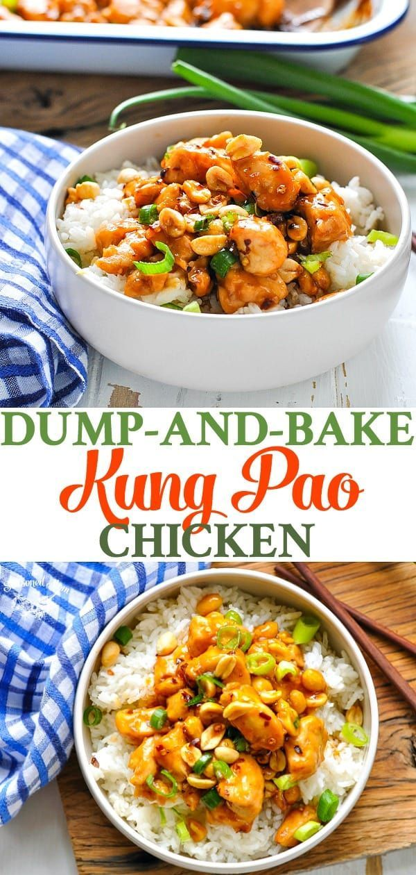 Photo of Throw Kung Pao chicken out of the oven and bake – #from #backen #dem #huhnchen #Kung #Oven # …