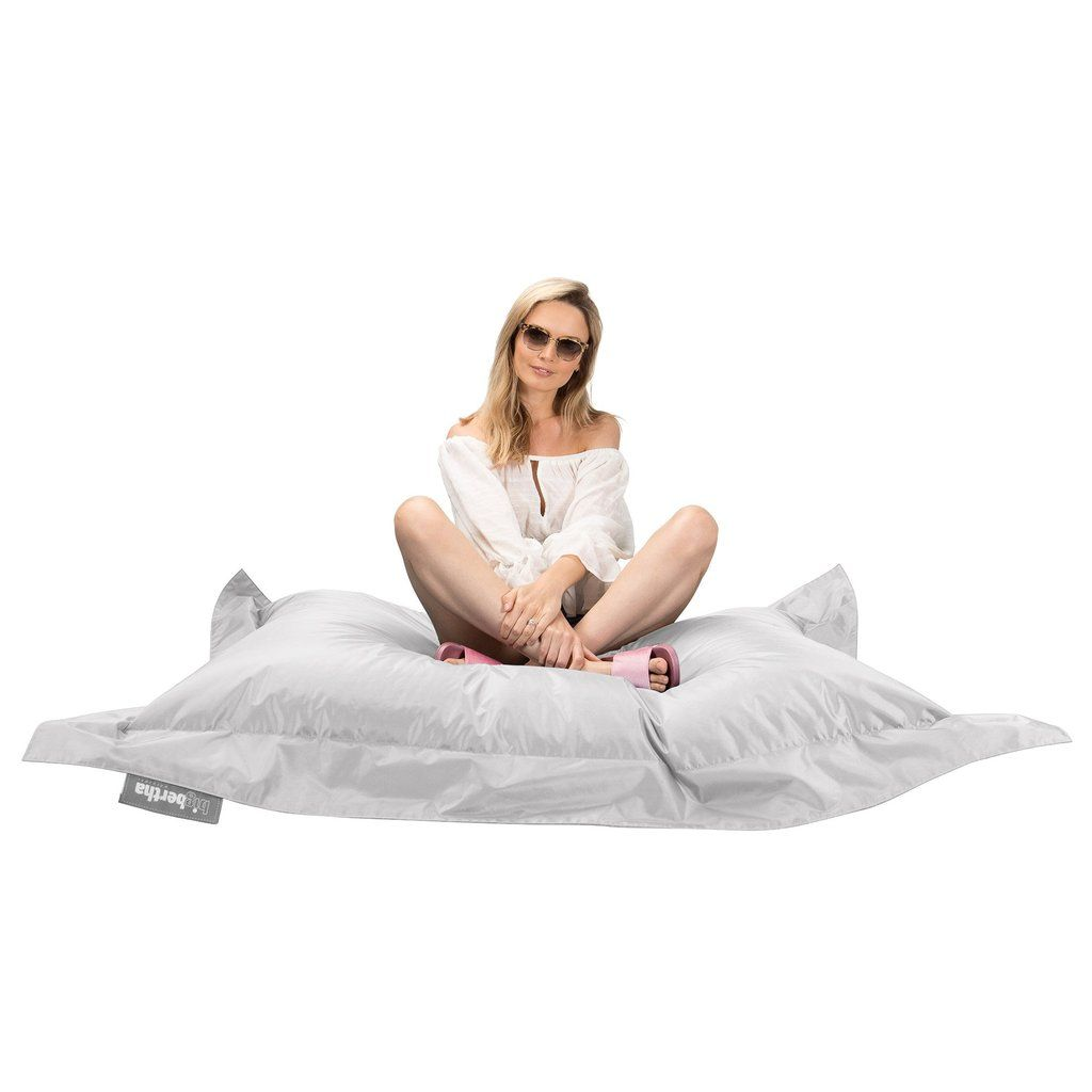 Brilliant Smartcanvas Xxl Giant Bean Bag White Dream Loft Ideas Gmtry Best Dining Table And Chair Ideas Images Gmtryco