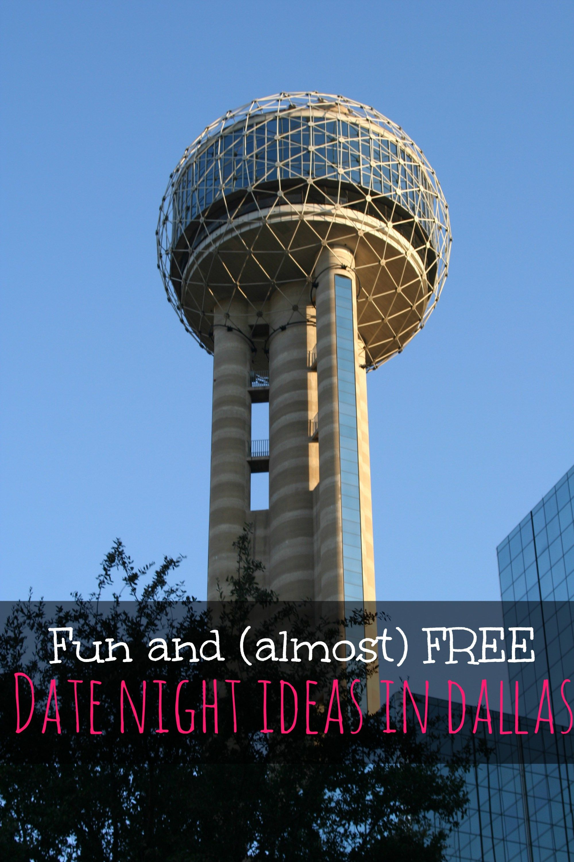 fun and free dates night ideas in dallas | travel | pinterest