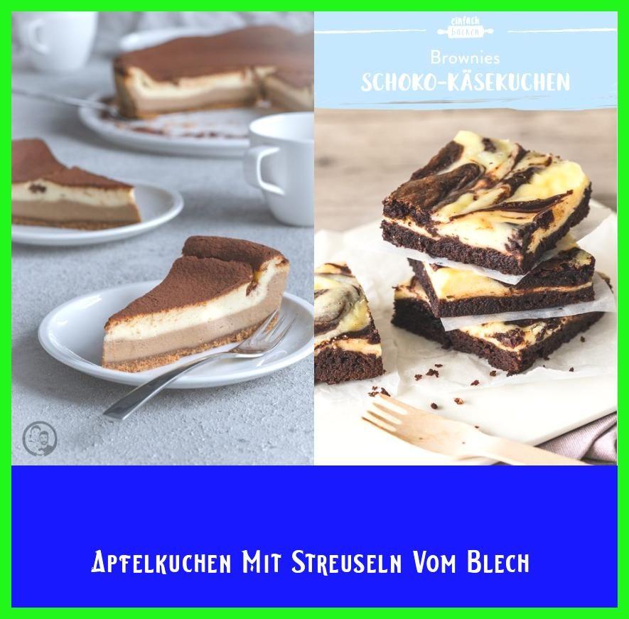 Photo of Apfelkuchen Mit Streuseln Vom Blech