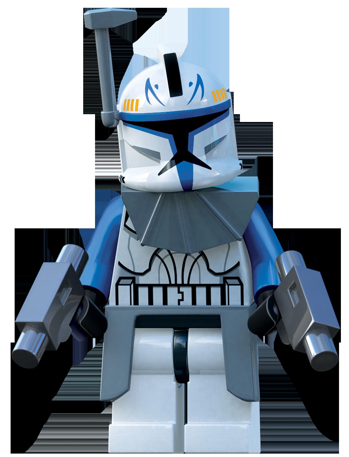Rex In Lego Star Wars Iii Clone Captain Rex Star Wars Capitan Rex Figuritas Lego
