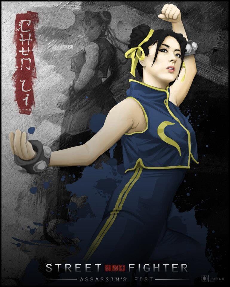 Chun Li Street Fighter Assassin S Fist With Images Chun Li