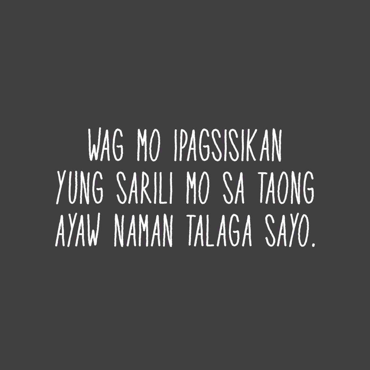 Mahal Kita Kaya Lang Tagalog Love Quotes Tagalog Quotes Love Quotes For Her