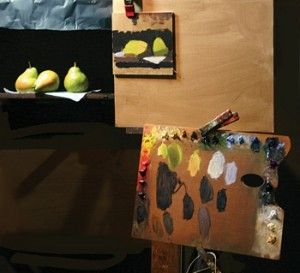 Learning to See Step by Step Oil Painting Demo with Sarah Lamb