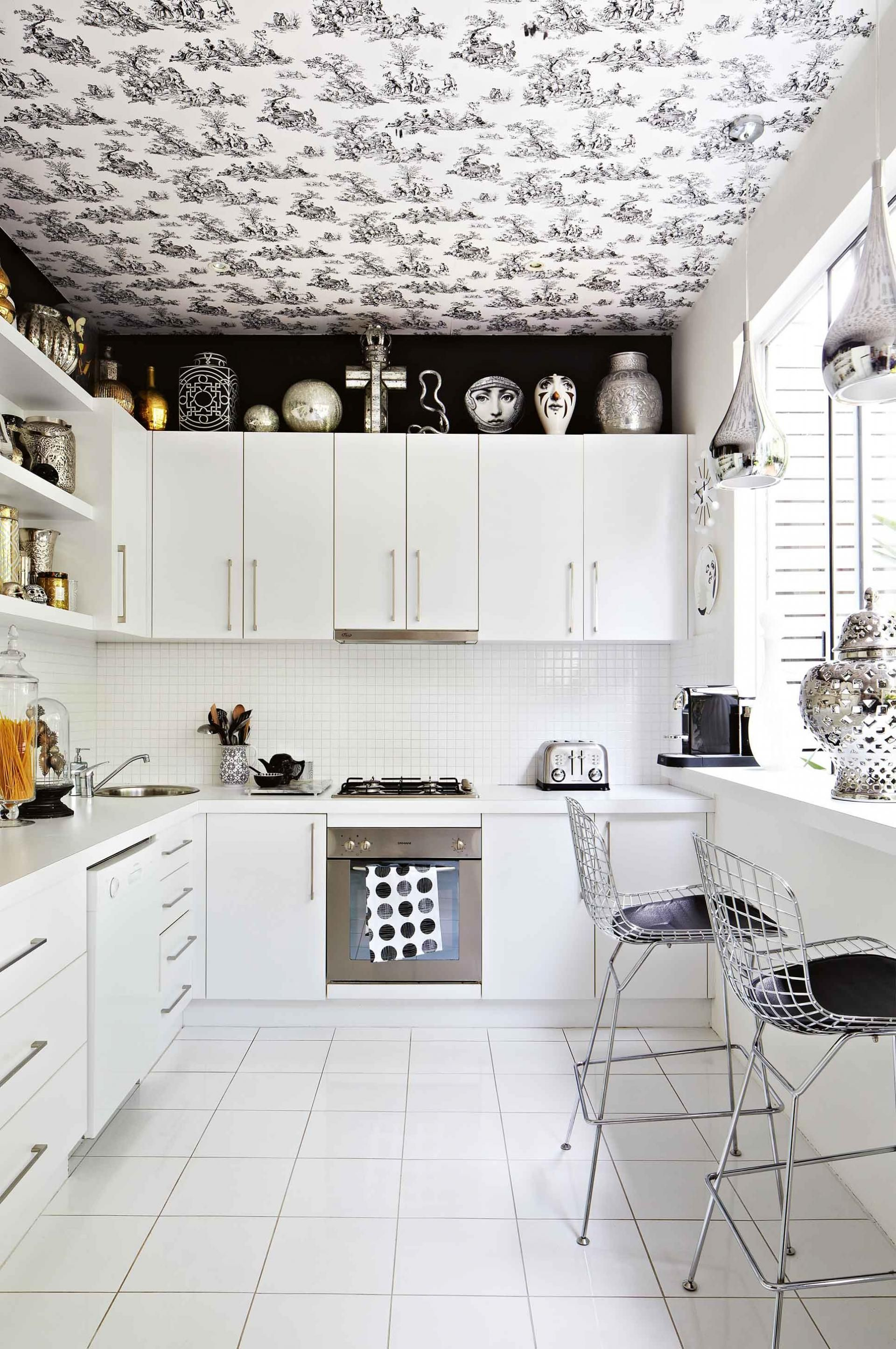 the best white kitchens. styling by julia green & aimee tarulli