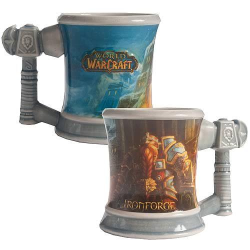 MugPint World Warcraft Ironforge GlassesMugsSteinsEtc Of xrCBdeo