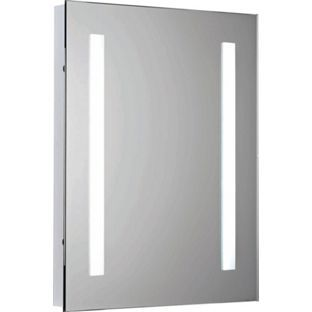Buy Bathroom Mirror With Shaver Point At Argos Co Uk Visit Argos Co Uk To Shop Onlin Rectangular Bathroom Mirror Bathroom Mirror Mirrored Bathroom Accessories