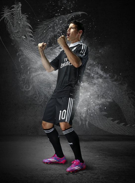 Real Madrid Adidas 3rd Kit Designed By Yohji Yamamoto Real Madrid Fashion Tape Yohji Yamamoto