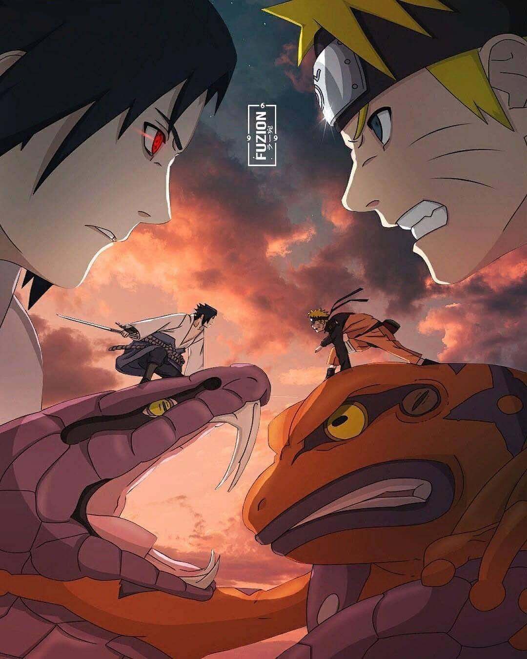 1,018 отметок «Нравится», 6 комментариев — Uzumaki Naruto