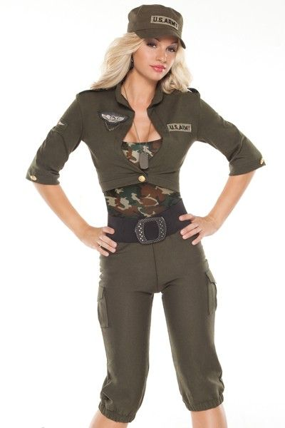 army style dance costume costumeshalloween costume ideaspirate costume - Halloween Army Costume