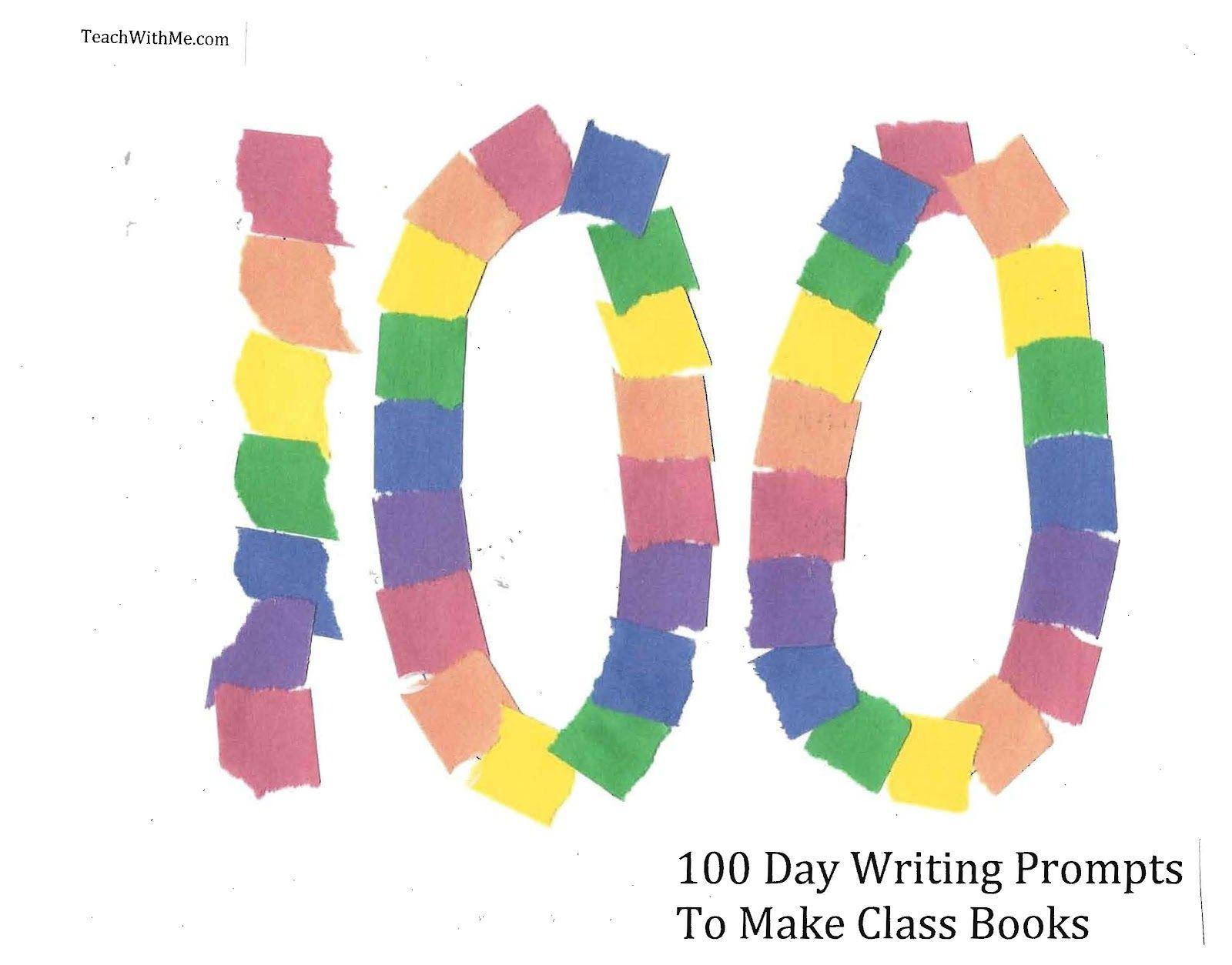 100 Day Class Books