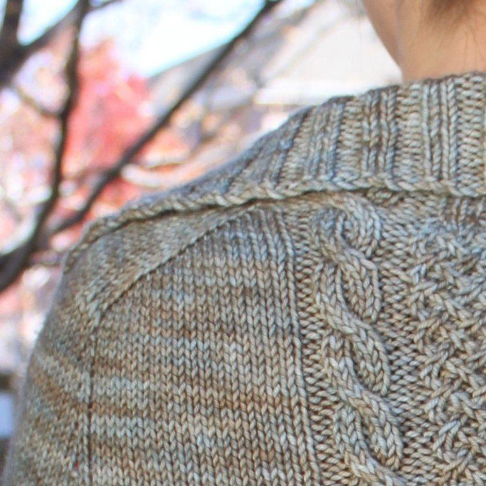 Persistence is Key Knitting pattern by Amanda Woeger ...