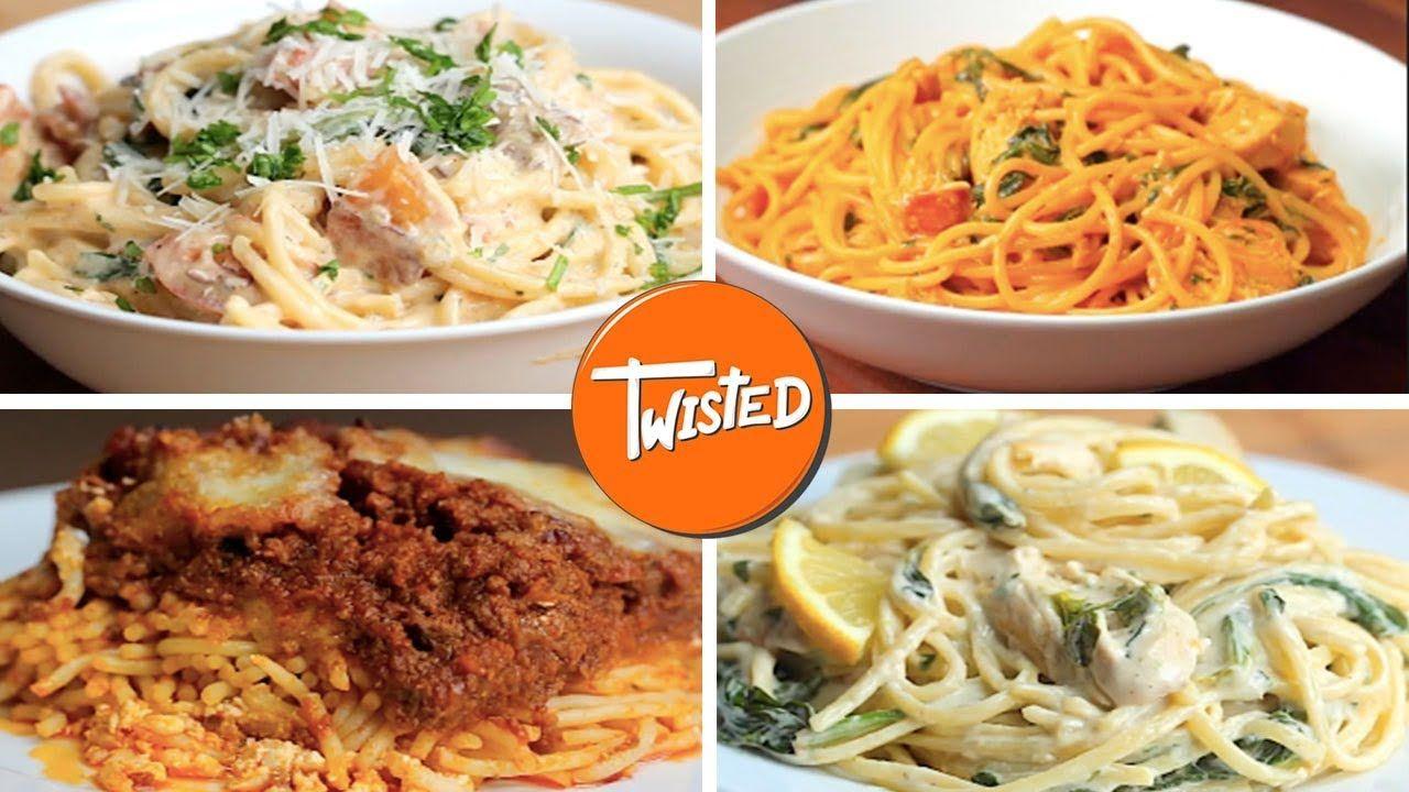 How To Make Spaghetti 12 Ways Creamy Pasta Recipes Weeknight