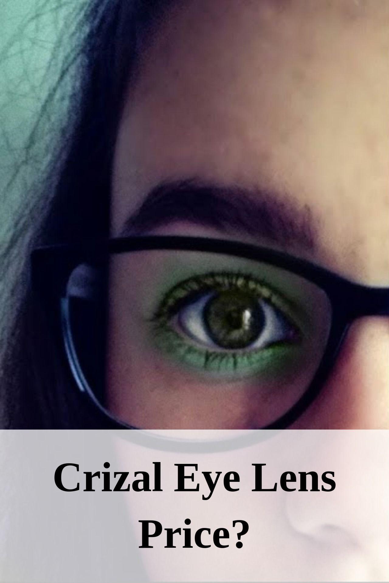 Crizal Eye Lens Price Eye Lens Price Lenses Eyeglass Lenses