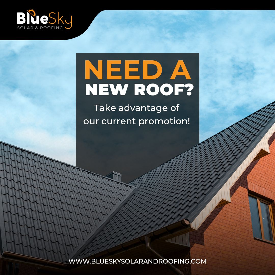 5 Off A New Roof Solar Roofing Contractors Roofing