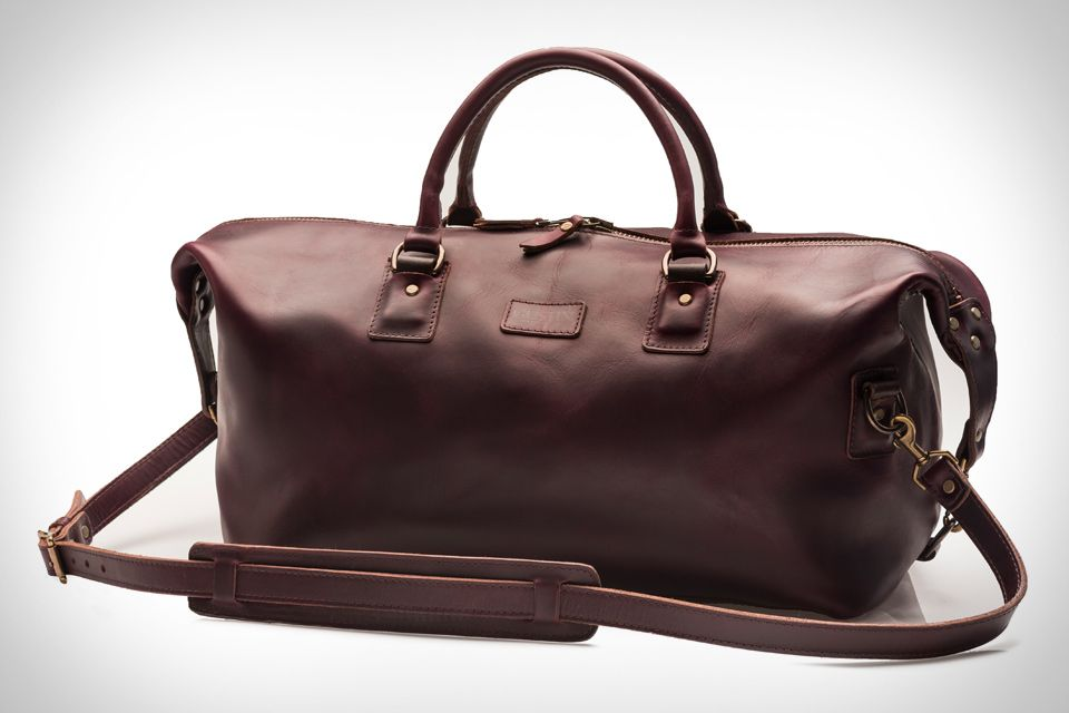 Gustin Horween Weekender Bag | Authentic hipster | Bags und