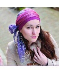 Pañuelo oncológico FUSION DEMI. Protege tu cabeza con los sombreros ... 4d682d95168
