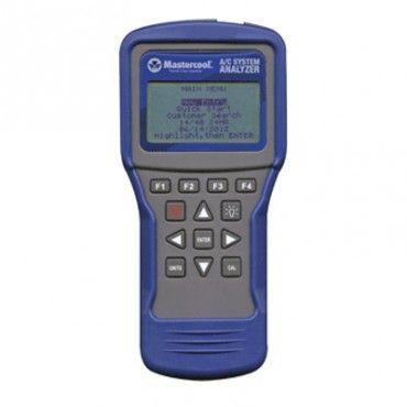 Mastercool 52270 Ac System Analyzer Valuetesters Com Wet Bulb Temperature Ac System Anemometer
