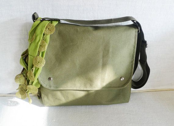 Ottobags /   Handmade canvas bags for women and men from Istanbul