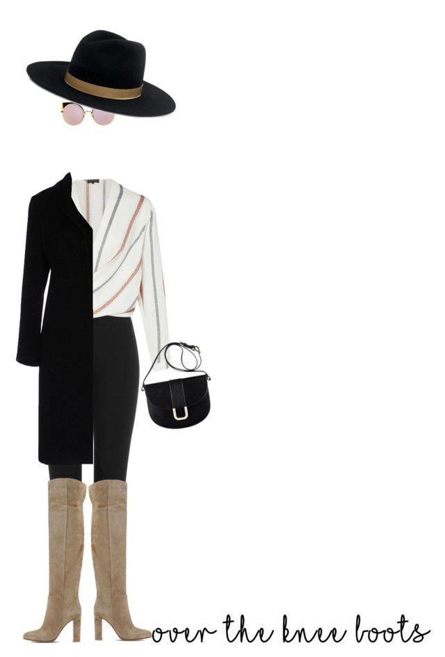 """""""Senza titolo #5404"""" by waikiki24 on Polyvore featuring moda, Polo Ralph Lauren, Jil Sander, Fendi, A.P.C. e Janessa Leone"""
