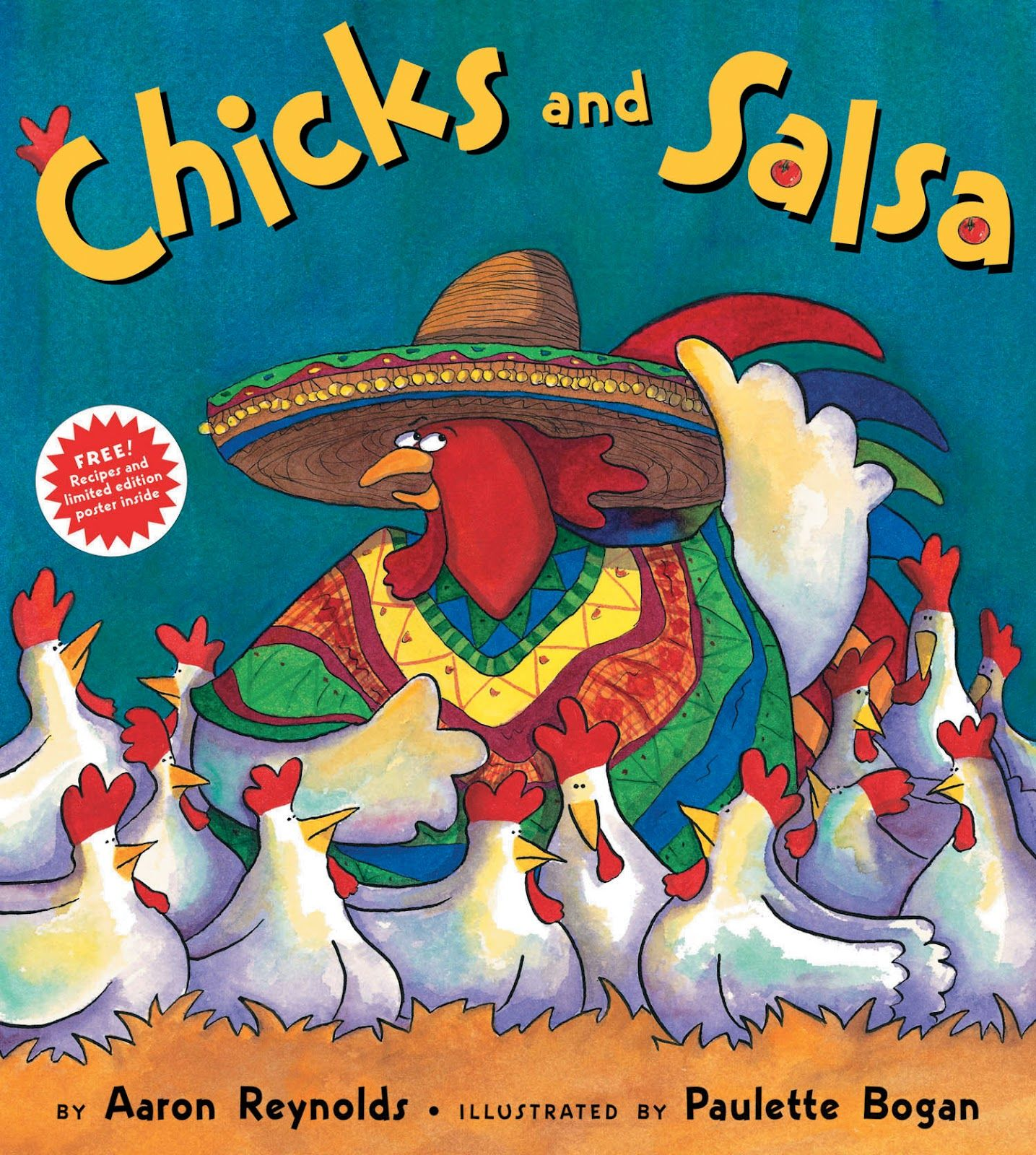 Read Aloud Book For Cinco De Mayo And Do A Little Salsa