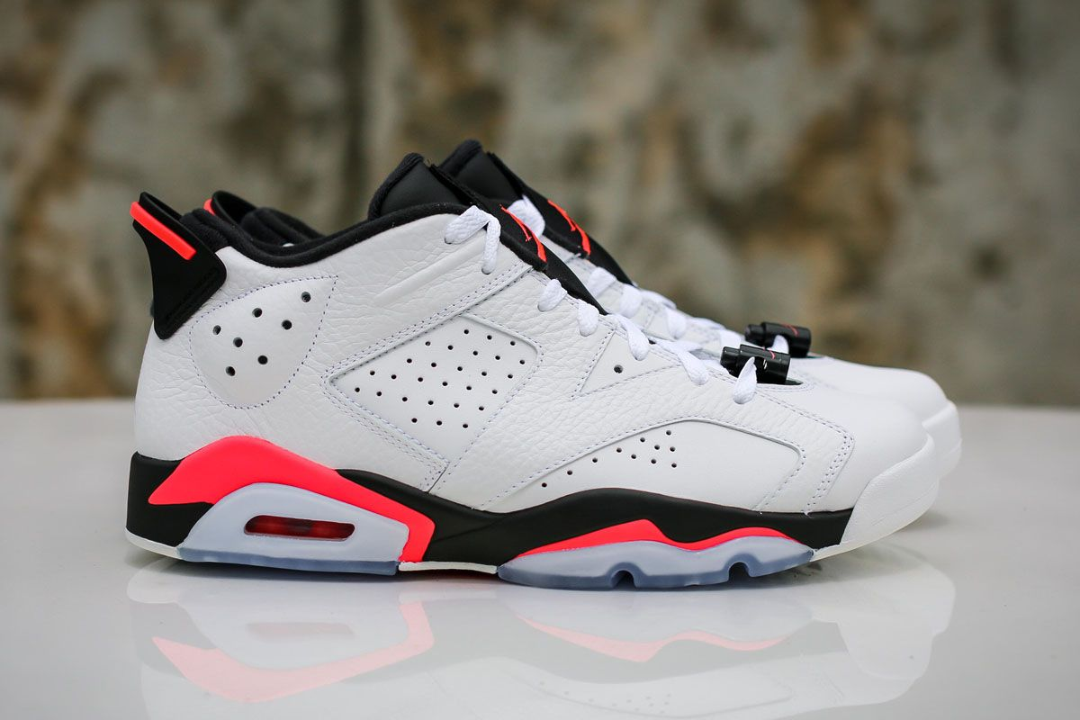air jordan 6 retro low nike sneakers