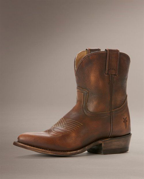 Womens FRYE Women's Billy Short Boot For Sales Size 38