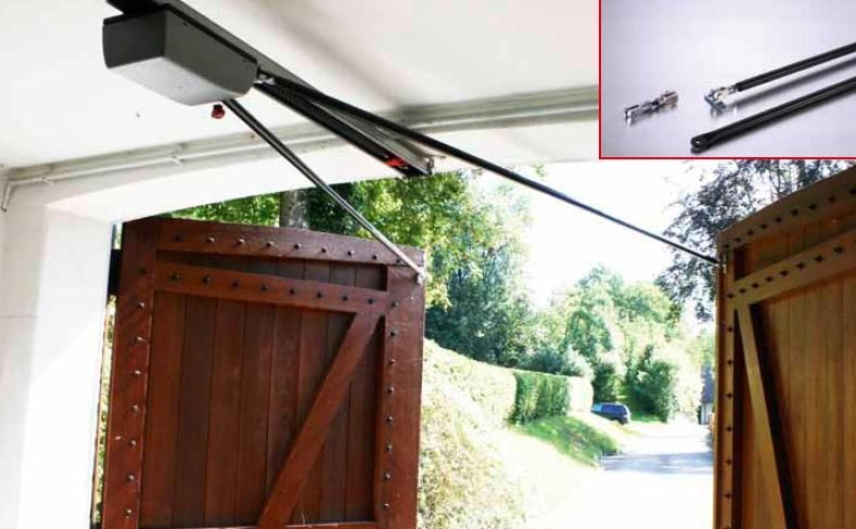 Superieur SOMMER Ceiling Mount Carriage Door Opener 1 HP Synoris  800N:::CarriageDoorOpeners.com