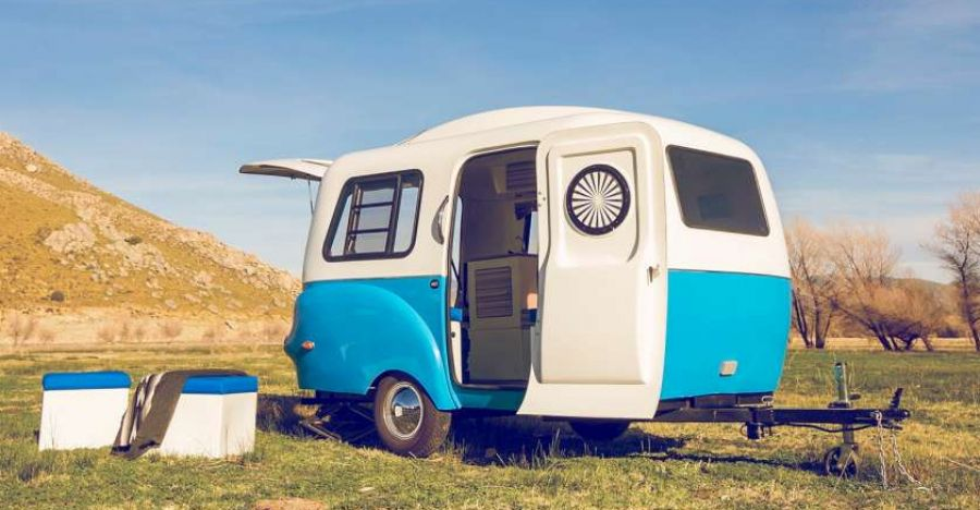 The Hc1 Is The New Ultra Light Camper By Happier Camper Ultra
