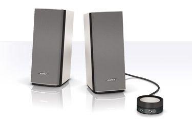 Bose Companion® 20 multimedia speaker system