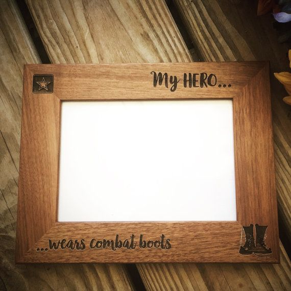 Military Picture Frame, Army Wife, Army Husband, Army Daughter, My ...