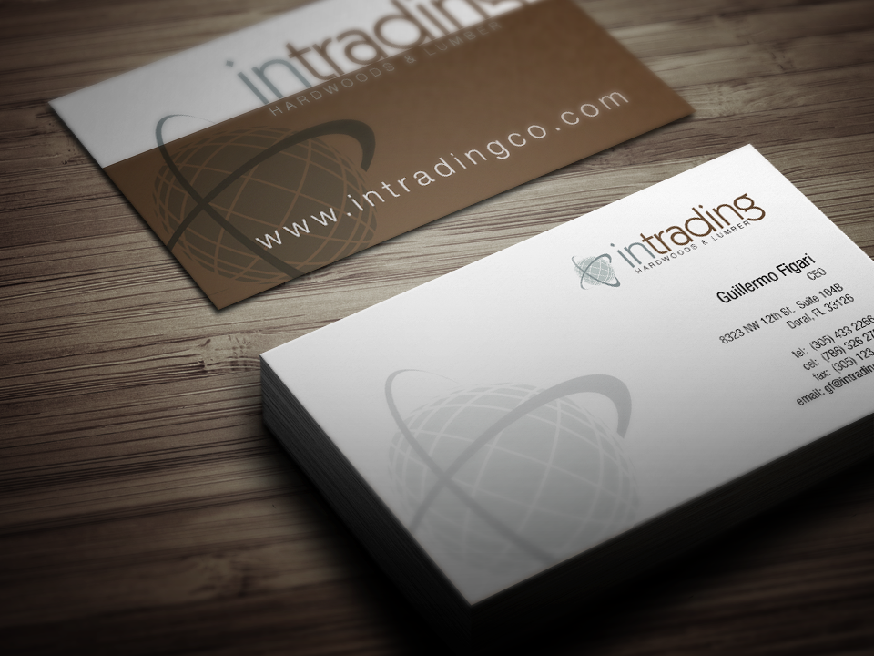 Business card design for exotic hardwood flooring company in austin business card design for exotic hardwood flooring company in austin texas colourmoves Choice Image