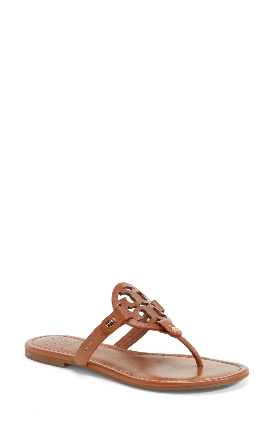 89724cf22888 Tory Burch  Miller  Flip Flop (Women) REALLY WANT AND NEED A GOOD NEUTRAL  SANDAL