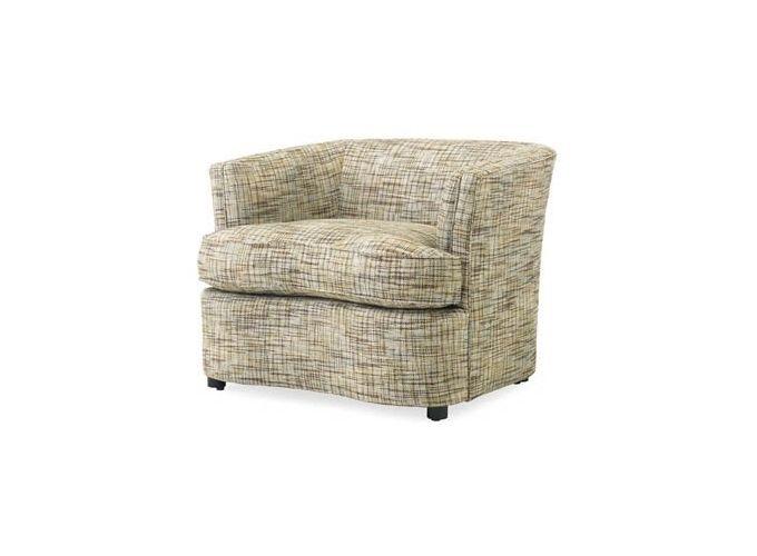 Century Essentials Georgia Swivel Chair (ESN180 8) At Doerr Furniture Store
